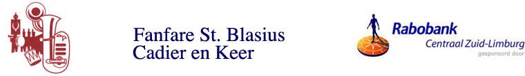 Logo Fanfare St. Blasius